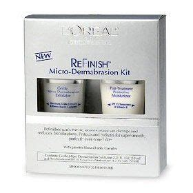 kit micro dermabrasion refinish dermo expertise lor al picture 2