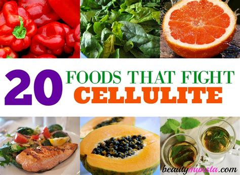 foods that get rid of cellulite picture 6