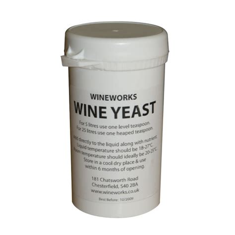 yeast for making reisling picture 1
