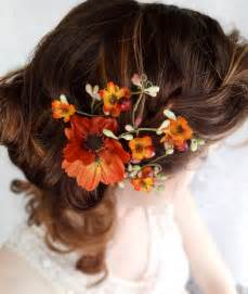 fall wedding hair picture 2