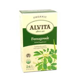 alvita fenugreek tea picture 3