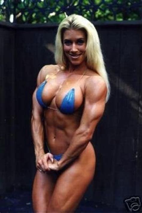 female muscle elegance picture 2