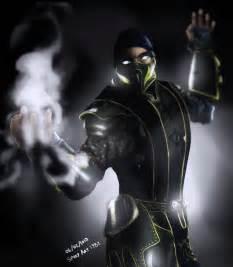 mortal kombat smoke picture 6