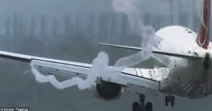 airplane smoke picture 3