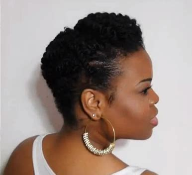 pictures of black hairstyles of flat twists picture 4