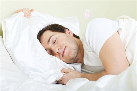 a sleeping man picture 6
