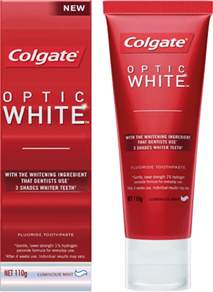 store brand toothpaste to whiten the teeth picture 1