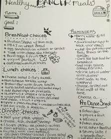 teenage diet plans picture 10