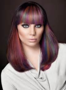 colored hair styles picture 5