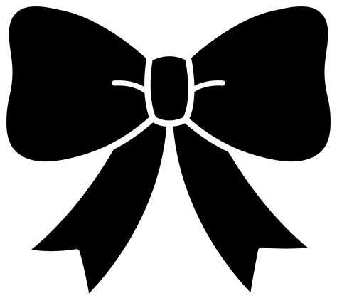 free hair ribbon clip art picture 1