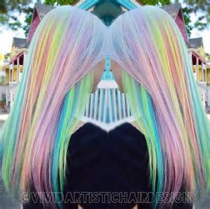 dying hair tips picture 3
