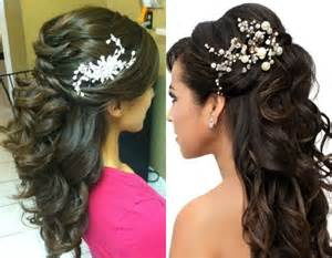 Bridal party hair do's picture 13