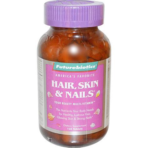 futurebiotics hair skin & nail review picture 3