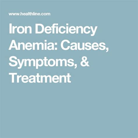 iron deficiency symptoms muscle loss picture 7