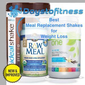 weight loss meal replacement drinks picture 10