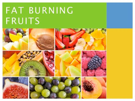 fat burning fruits picture 5