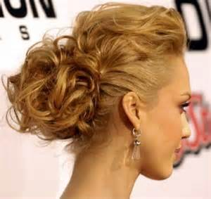 celebrity hair up do's picture 13