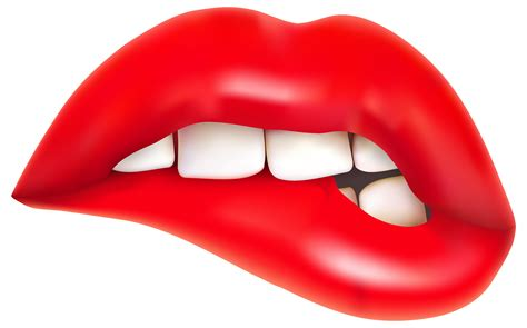clipart of lips picture 11
