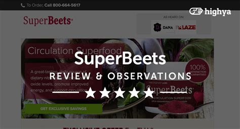 super beets scam picture 1