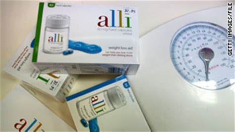 when is the diet pill alli being sold picture 4