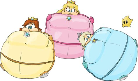 princess rosalina breast inflation picture 15
