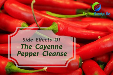 effects of cayenne pepper when ttc picture 1