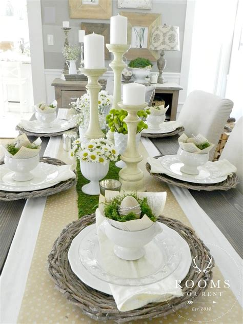 Table centerpieces herbal picture 9