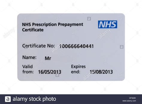 prepaid prescription card uk picture 1