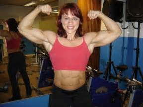 women muscles bodybuilders and wrestlers their shows of picture 13