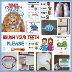 brushing teeth lesson plans picture 18