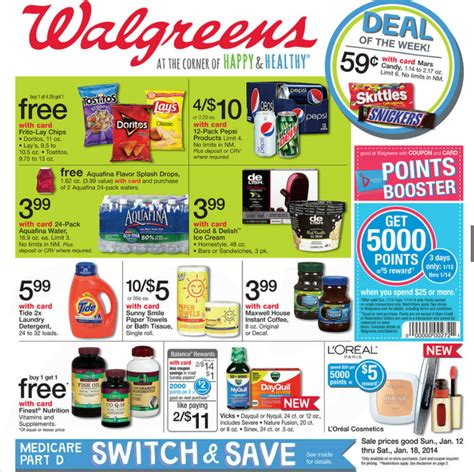 walgreens 4 dollar list for 2014 picture 2
