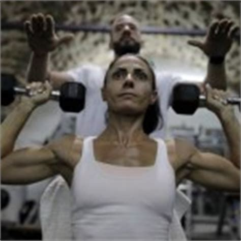 israeli female muscle picture 11