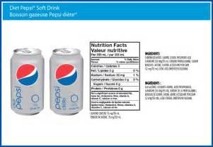 density of diet pepsi picture 1