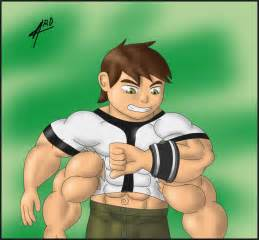 ben 10 penis growth story picture 2