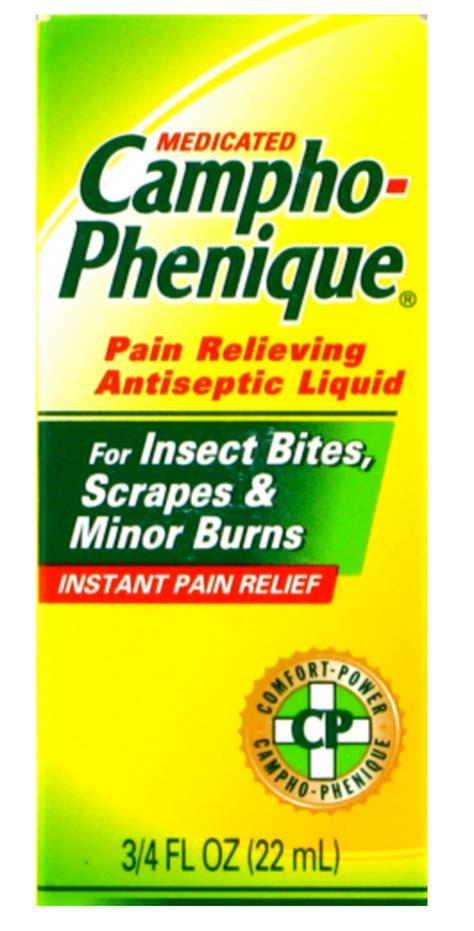 campho-phenique pain reaction picture 6