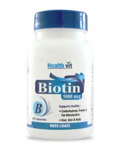 is biotin tablets & capsules for hair, skin picture 13