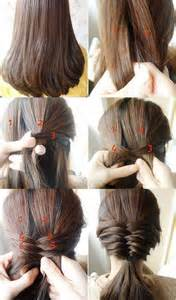 casual hair do how-to's picture 1