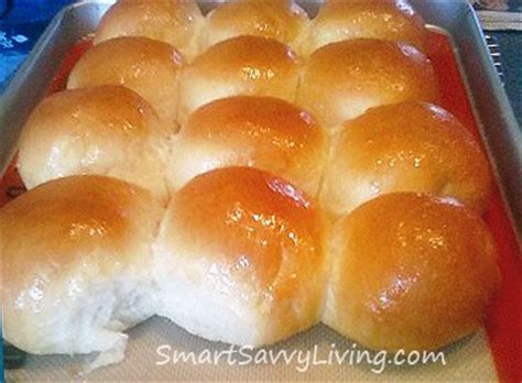 rolls made from dry yeast picture 7