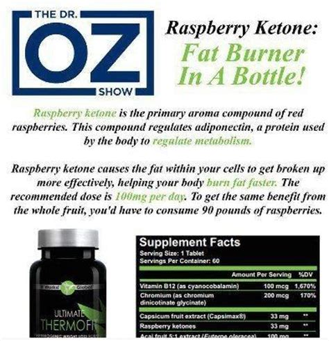 what is the best fat burner raspberry ketones picture 12