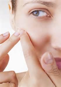 perimenopause cystic acne picture 2
