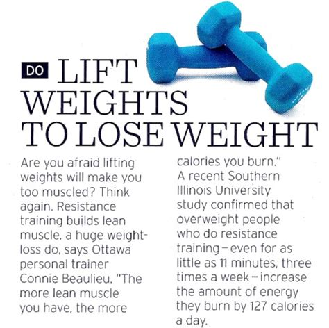strength training exercises with weights for weight loss picture 2