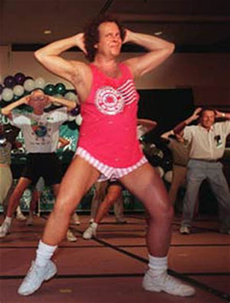 richard simmons weight loss picture 1