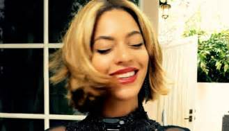 beyonce real hair picture 5