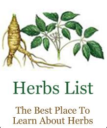 encyclopedia of herbs names and their benefits in rdu picture 7
