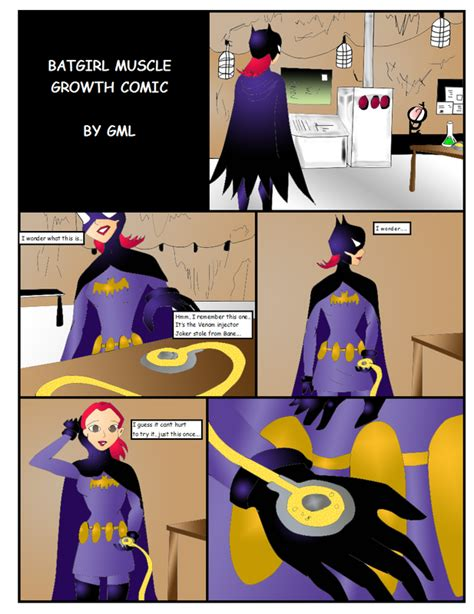 batgirl breast inflation fanfiction picture 1
