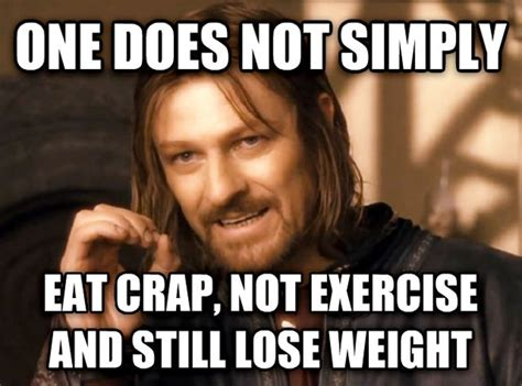 weight loss meme picture 2
