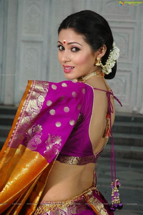 saree ma sexcy images back side picture 16