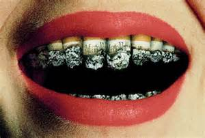 cigars yellow teeth picture 10