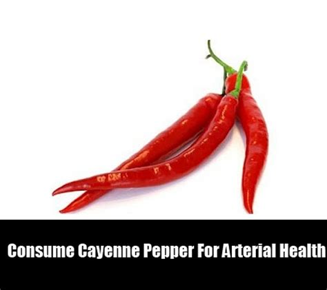 cayenne pepper arterial plaque removal picture 1