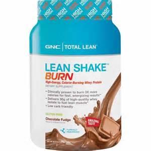 gnc lean shake burn picture 1